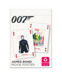 007 James Bond film poster speelkaarten