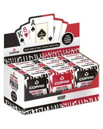 COPAG Brick WSOP Playing Cards