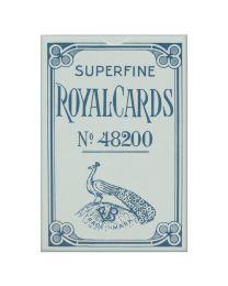 Klaverjas kaarten hondjes blauw (33 Cards)