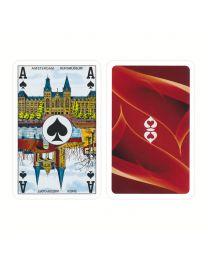 Ace Hollandse speelkaarten bridge rood