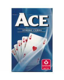 ACE sterke speelkaarten blauw