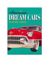 American Dream Cars Playing Cards Piatnik