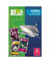 Animal Planet Coral Kwartetspel