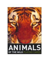 Animals of the wild Playing Cards Piatnik