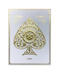 Artisan Playing Cards White