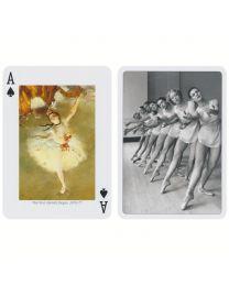 Ballet speelkaarten Piatnik