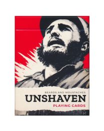 Unshaven Playing Cards Piatnik