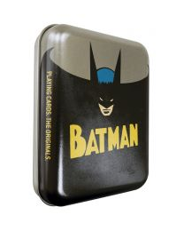 Batman speelkaarten DC Comics Tin Box