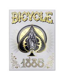 Bicycle 1885 speelkaarten
