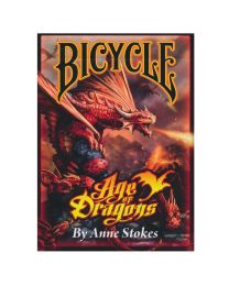 Bicycle kaarten Anne Stokes Age of Dragons