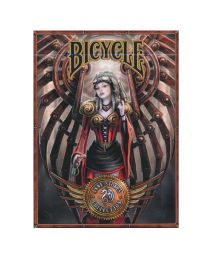 Anne Stokes Steampunk Bicycle Playing Cards