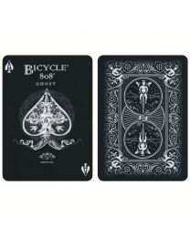 Bicycle Black Ghost Second Edition Playing Cards