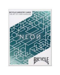 Bicycle Cardistry speelkaarten Neon