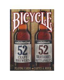 Ambachtelijk bier speelkaarten Bicycle