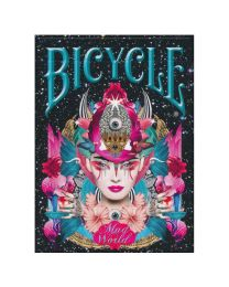 Bicycle Playing Cards Mad World
