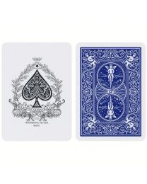 Bicycle Faro Edition Playing Cards Blue