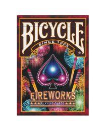 Bicycle vuurwerk speelkaarten