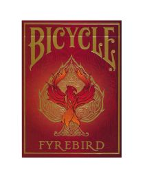 Bicycle FyreBird speelkaarten