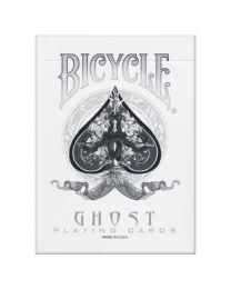 Bicycle Ghost speelkaarten Ellusionist