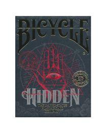 Bicycle Hidden speelkaarten