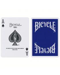Bicycle Insignia Back kaarten blauw