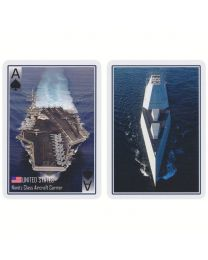 Bicycle Modern Warships Playing Cards