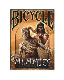 Bicycle Mummies speelkaarten