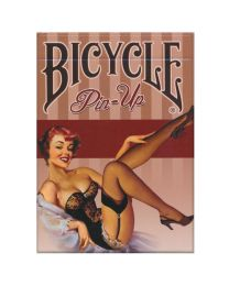 Bicycle pin up speelkaarten