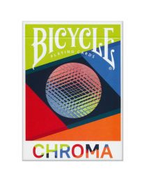 Bicycle speelkaarten Chroma