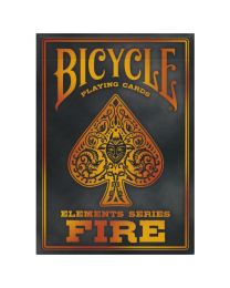 Bicycle Playing Cards Elements Series Fire