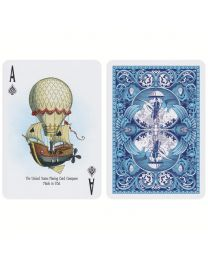 Bicycle playing cards Flying Machines