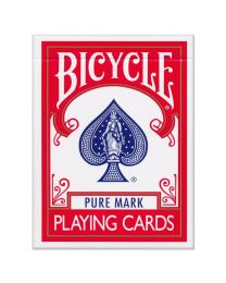 Bicycle Pure Marked speelkaarten