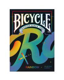 Bicycle Rainbow speelkaarten