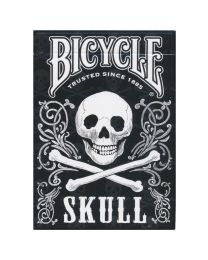 Bicycle skull speelkaarten