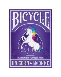 Bicycle Unicorn speelkaarten