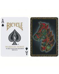 Bicycle Warrior Horse speelkaarten