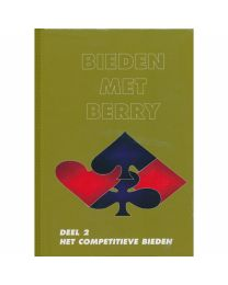 Bieden met Berry bridge boek Deel 2