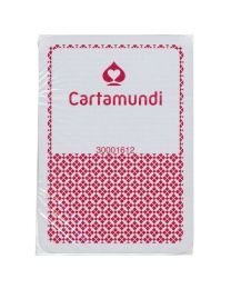 European Playing Cards Blackjack Cartamundi Red