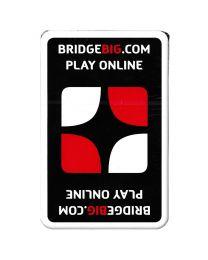 Bridge Big reclame speelkaarten