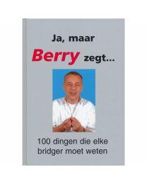 Bridge boek Ja, maar Berry zegt...