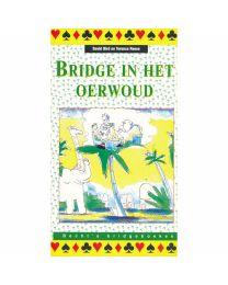Bridge in het oerwoud