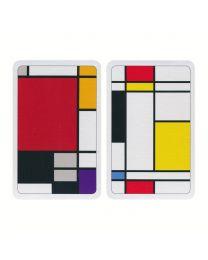 Piet Mondriaan kaarten Piatnik