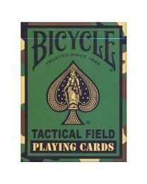 Bicycle Tactical Field Deck Jungle Green