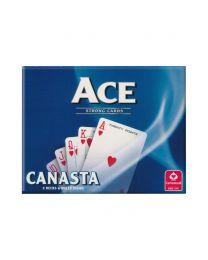 Ace canasta 2 decks en spelregels