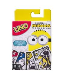 UNO Minions The Rise of Gru kaartspelletje