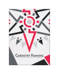 Cardistry Fanning Playing Cards White Edition