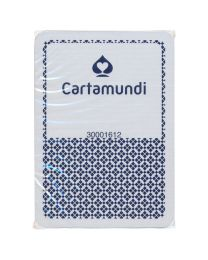 European Playing Cards Blackjack Cartamundi Blue