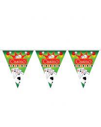 Casino vlaggenlijn 10 vlaggetjes
