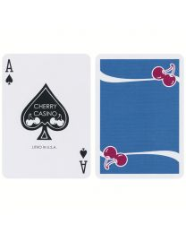 Cherry Casino Playing Cards Tahoe Blue