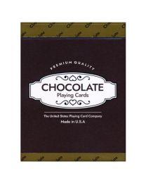 Chocolade speelkaarten